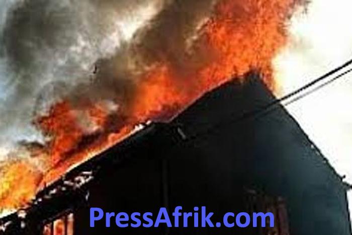 Drame à Mbour : Un couple et ses deux enfants meurent consumés par les flammes