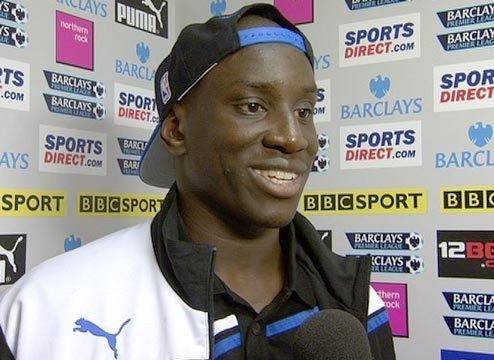 Demba Ba : «Je suis toujours en froid avec Aliou Cissé»