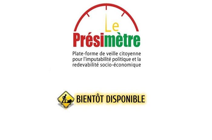 Burkina Faso: les citoyens vont pouvoir évaluer leur président