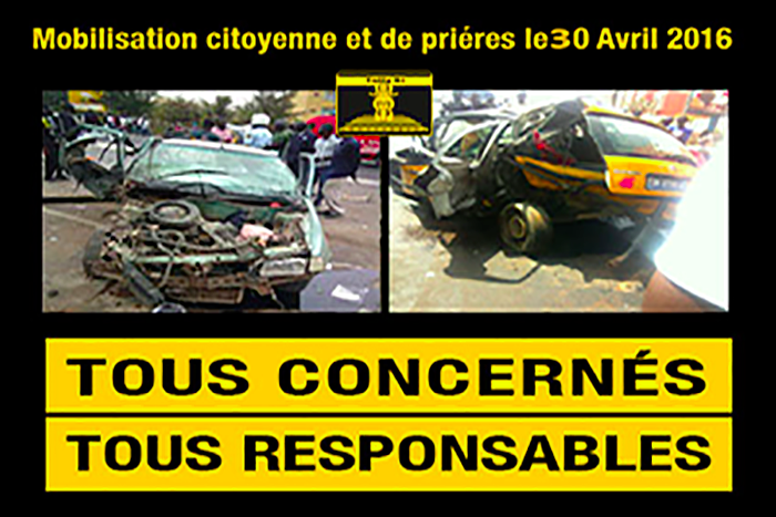 Bilan des accidents de la route : 19 morts et plus 100 blessés en mars