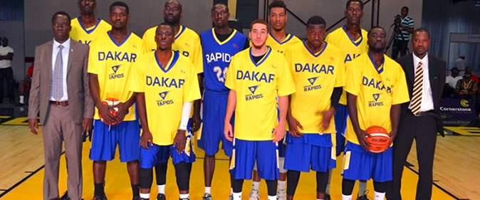 Dakar Rapids, son Président Lamine Savané et les coachs Cheikh Sarr et Dame Diouf suspendus 1 an