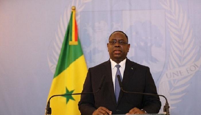 Discours à la Nation: «Remettons-nous au travail…», président Sall