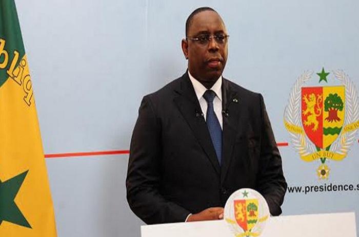 Crise universitaire : Macky Sall prône l'apaisement