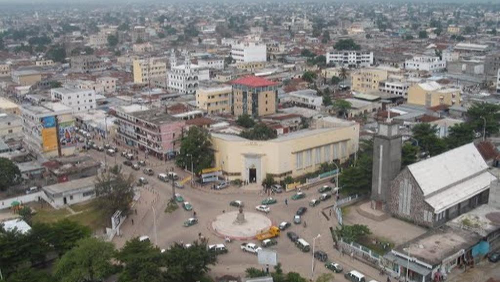 Vue de Brazzaville, capitale du Congo. © Wikimedia