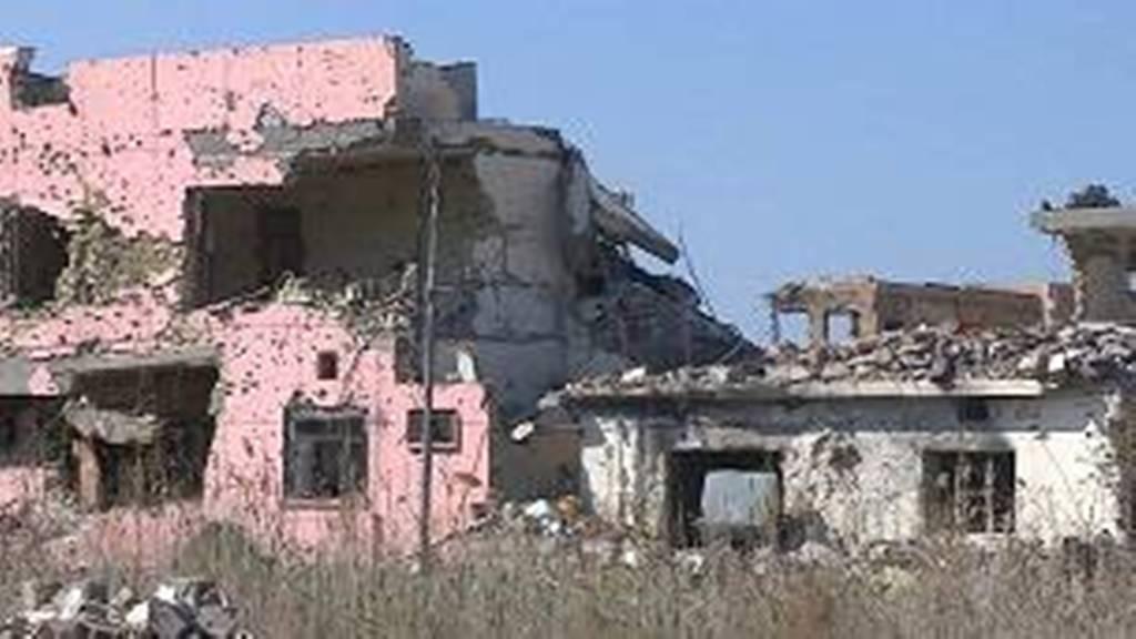 Entreprise de déminage en Irak