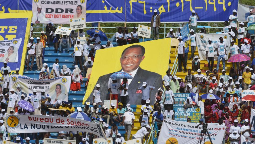 Présidentielle au Tchad: derniers meetings et bilan de campagne