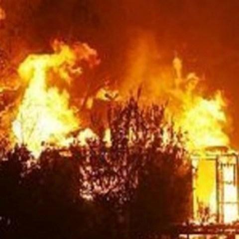 Kaolack-Gare routière de Nioro : Un incendie fait d'importants dégâts matériels
