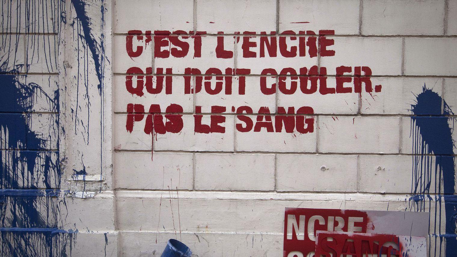 """Liberté de la presse: """"une dégradation profonde et préoccupante"""", selon RSF"""