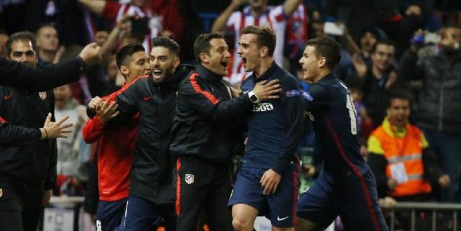 C1: Atlético Madrid élimine et ouvre la succession du Barça