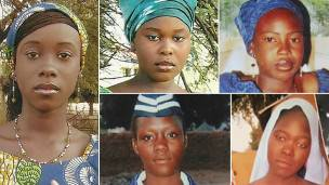 Rapt de Chibok : les lycéennes toujours en vie