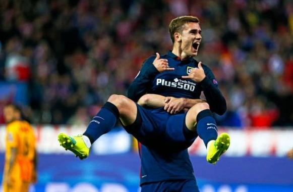 Griezmann met le Barça à ses pieds