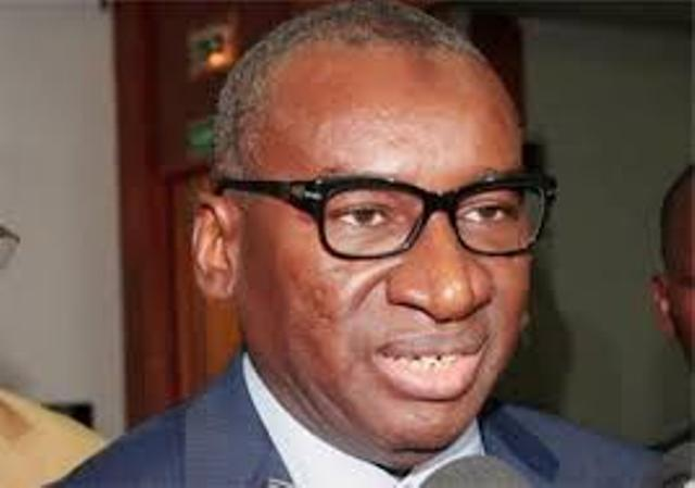 Sidiky Kaba : «Les repas collectifs des détenus vont bientôt être remplacés par... »