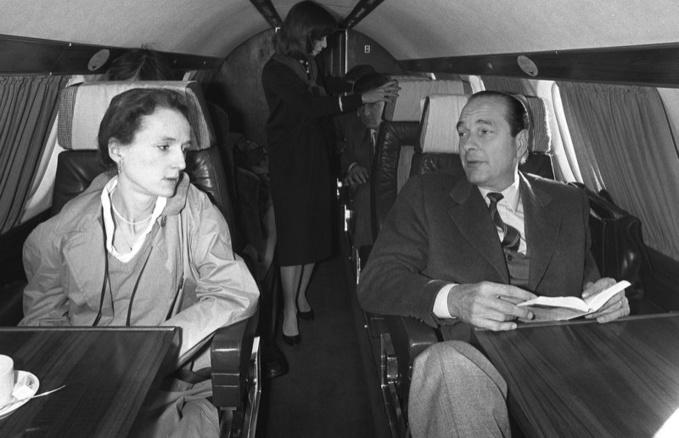 Laurence, la fille de Jacques et Bernadette Chirac, est décédée