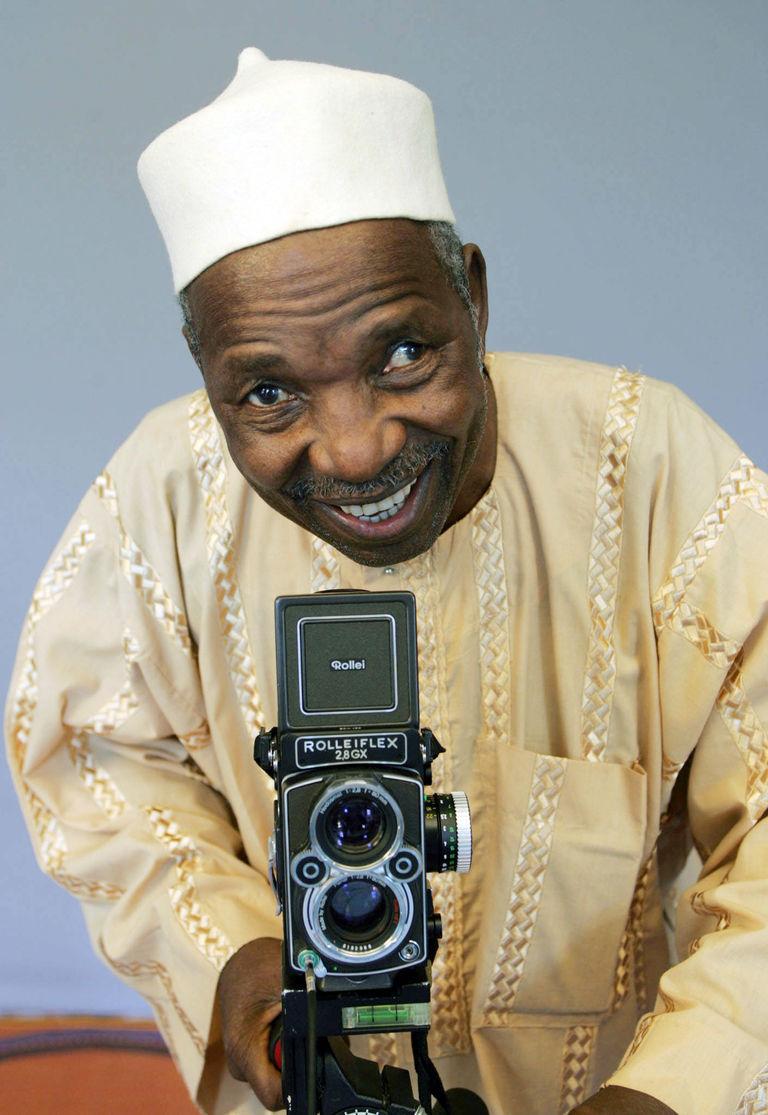 Décès du photographe malien Malick Sidibé à l'âge de 80 ans