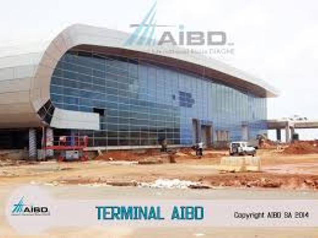 Travaux Aibd-Maimouna Ndoye Seck annonce la reprise des travaux de l'aéroport  Blaise Diagne