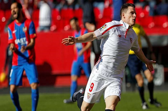 FC Séville - FC Barcelone : Kevin Gameiro a pris sa décision
