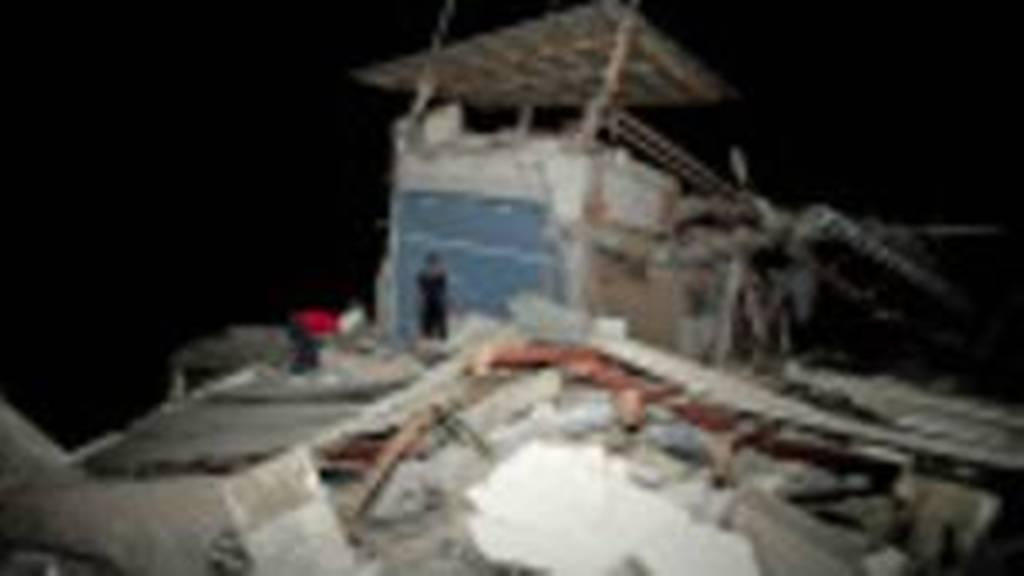 Equateur: séisme de magnitude 7,8