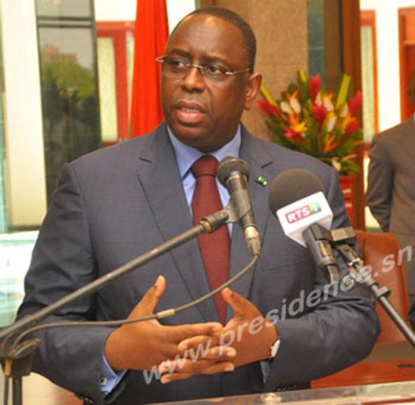 Le Président Sall annonce un audit des appels extérieurs