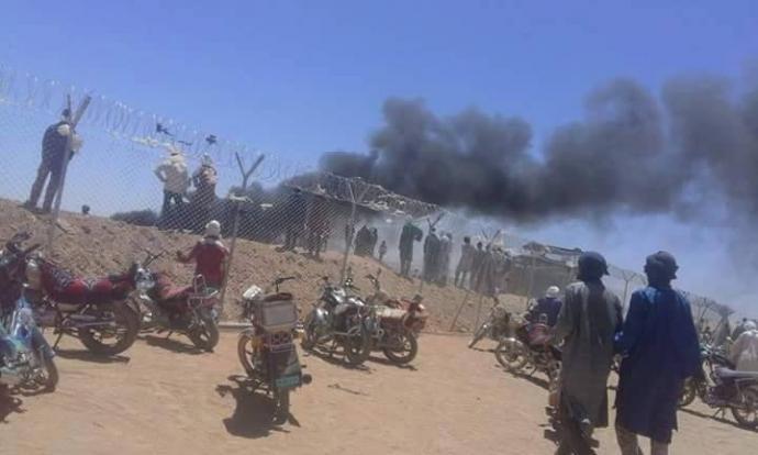 Mali: des manifestants saccagent l'aéroport de Kidal (ONU)