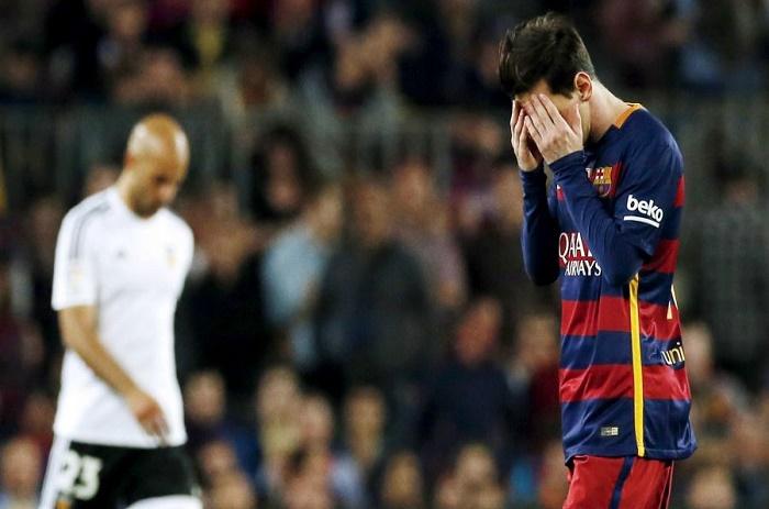 Les limites de Messi