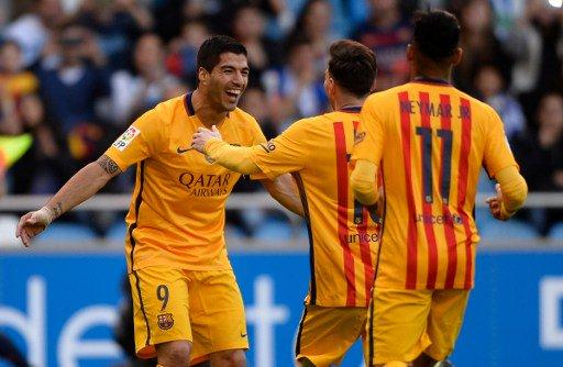 Liga: le point sur la 34ème journée