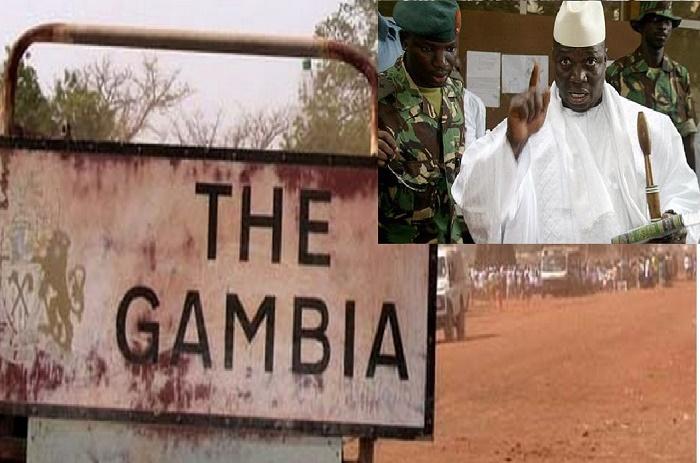 Gambie: Yaya Jammeh sort le sabre