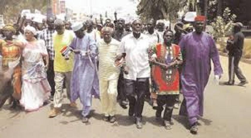 Répression en Gambie - Cheikh Tidiane Gadio arme Macky : «Notre pays a un rôle à jouer »