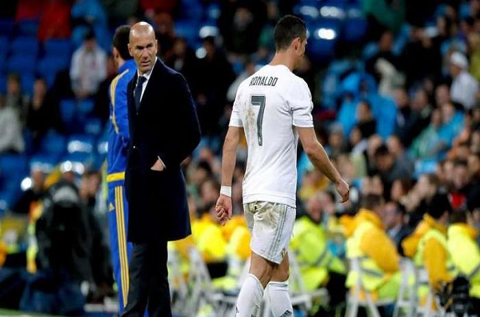 Tout le Real Madrid tremble pour Cristiano Ronaldo