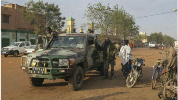 Attentats de Bamako : un suspect arrêté