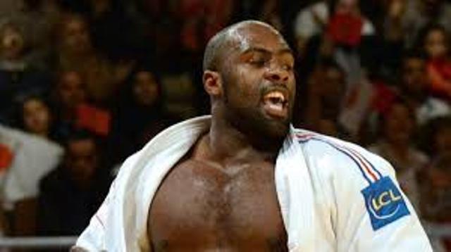 Judo: le Français Teddy Riner champion d'Europe des +100 kg