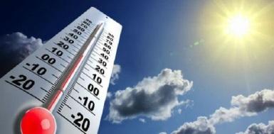 Une chaleur marquée annoncée sur les régions de l'intèrieur