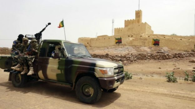 Deux soldats tués au Mali