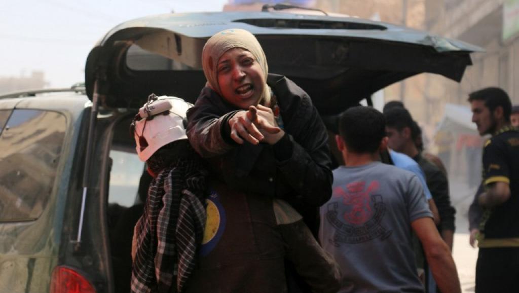 Syrie: les combats font rage, Obama envoie 250 instructeurs