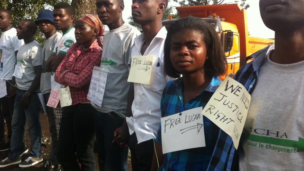RDC: la Lucha saisit à nouveau l'ONU, après l'arrestation de huit militants