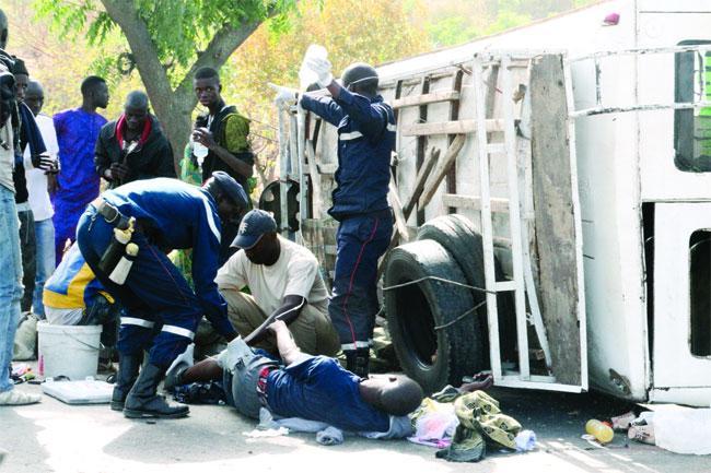 Tallybi.sn - Grande mobilisation citoyenne et de prières: l'union sacrée contre les accidents