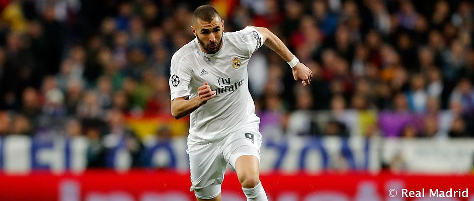 Real Madrid, Benzema incertain pour le match retour contre Man City