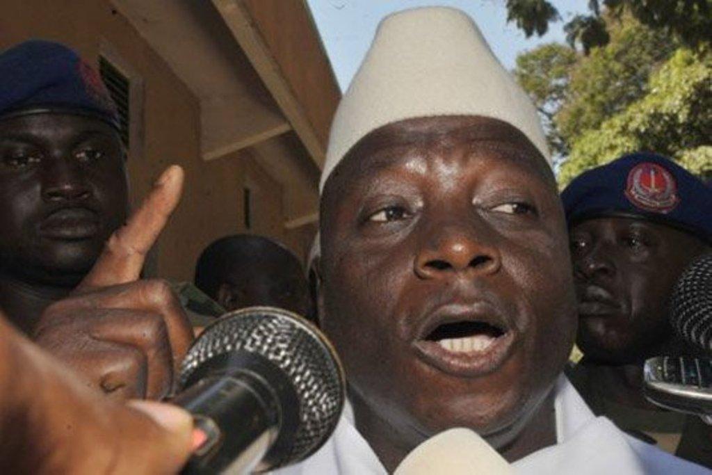 Economie asphyxiée par le blocus de la transgambie : Jammeh active ses réseaux basés au Sénégal