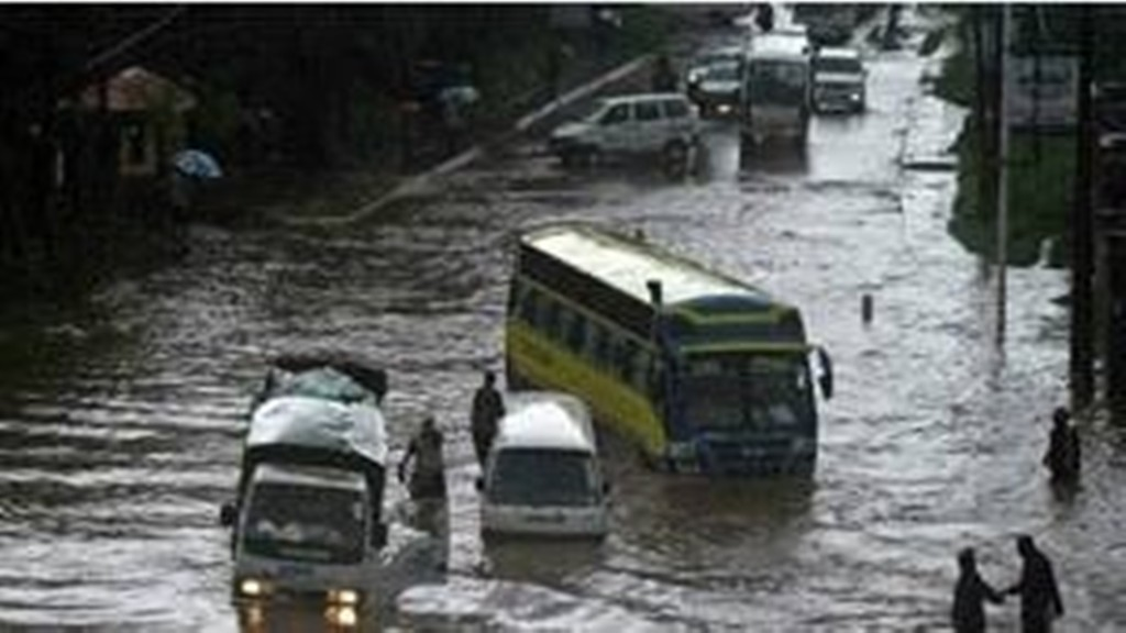Kenya : les inondations font sept morts
