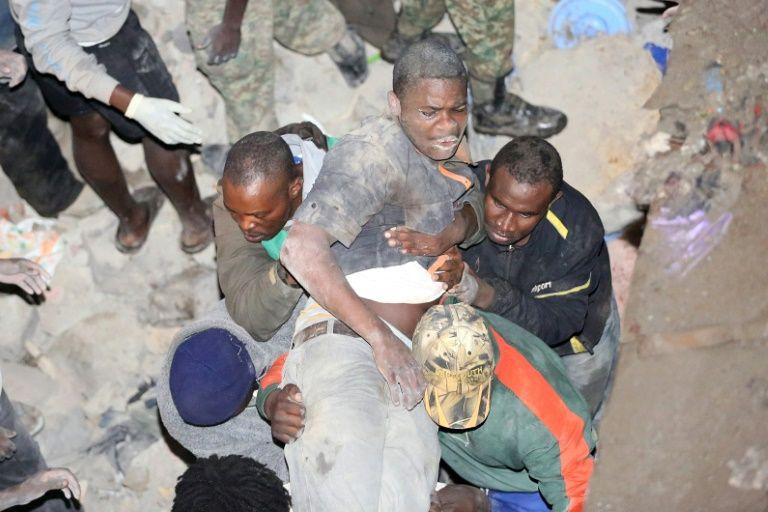 Kenya: 15 morts dans des inondations et l'effondrement d'un immeuble