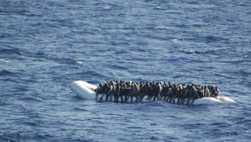 Méditerranée-84 migrants disparaissent au large de la Libye