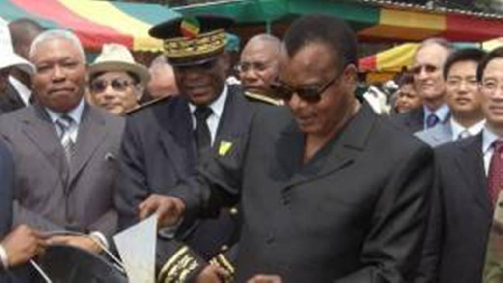 Congo-Brazzaville : nouveau gouvernement