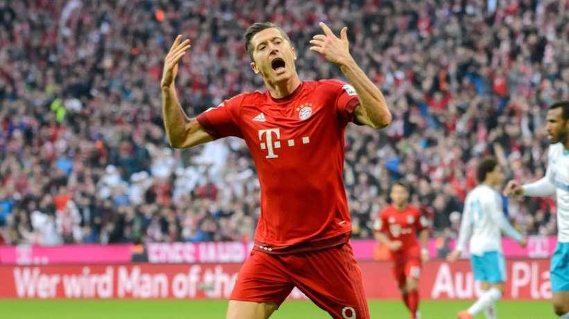 Arsenal entre dans la course à la signature de Lewandowski