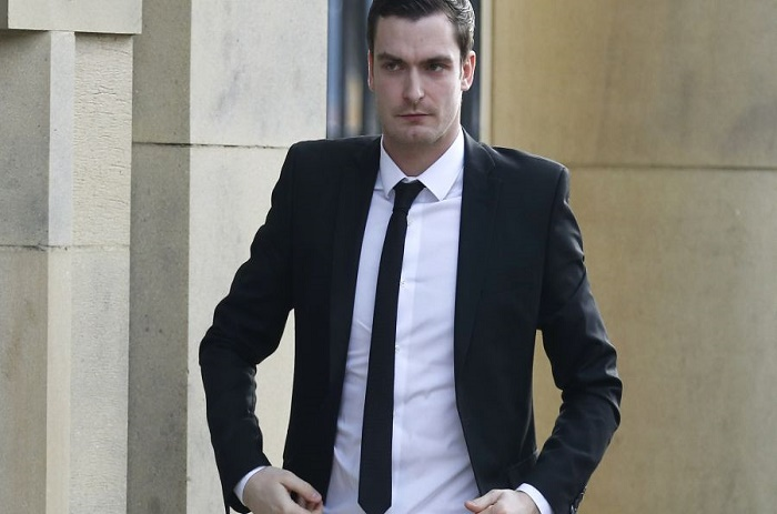 Adam Johnson agressé en prison