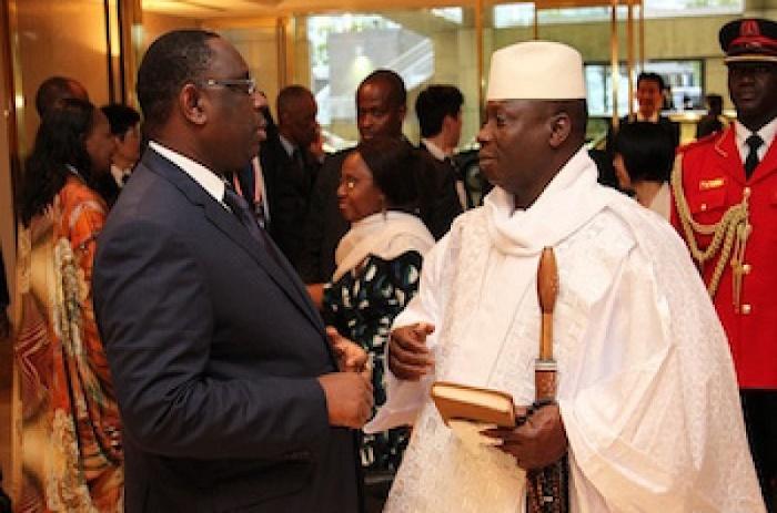Crise Sénégalo-gambienne : La stratégie payante de Macky Sall.