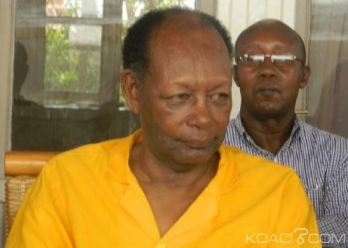 Burundi: Décès de l'ancien Président Jean-Baptiste Bagaza à l'âge de 69 ansdent Jean-Baptiste Bagaza à l'âge de 69 ans
