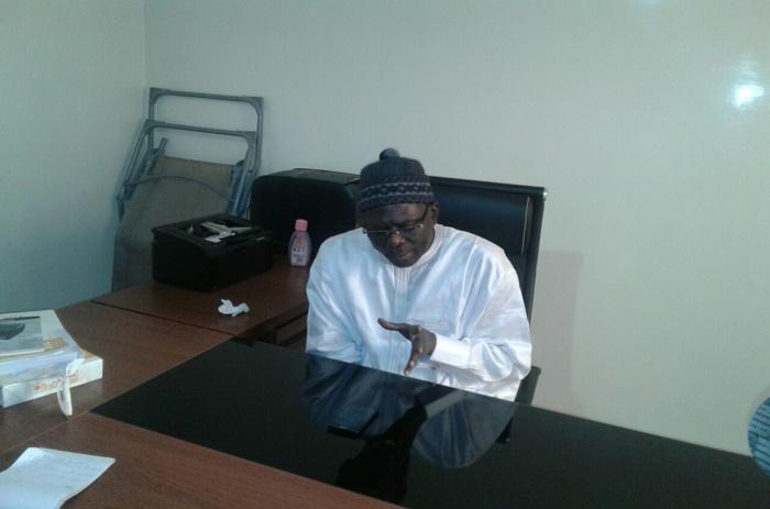 """Moustapha Diakhaté  """"Il n'y a pas de rapprochement entre le PDS et l'APR"""""""