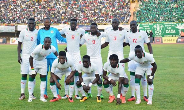 """Classement FIFA: les """"Lions"""" restent 4ème (africain) et 43ème (mondial)"""