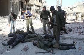Syrie: 10 civils tués dans un double attentat dans le centre (OSDH)