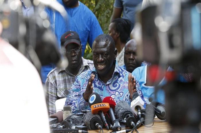 L'Ouganda interdit la couverture en direct des manifestations de l'opposition