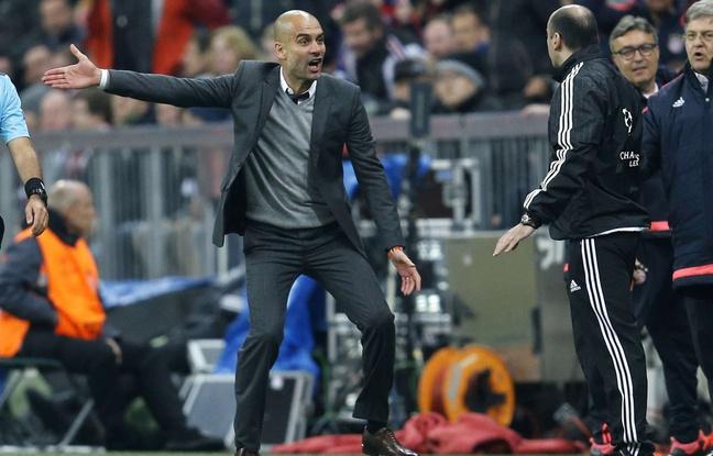 Bayern Munich: Gros clash entre Guardiola et l'équipe médicale, Ribéry s'interpose